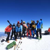 Elbrus 5642m